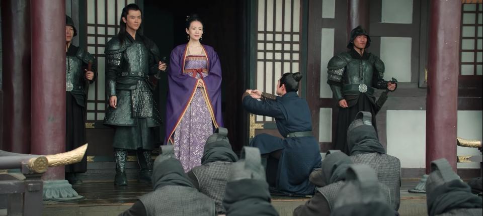 rebel princess episode 16 recap a'wu's secret guards