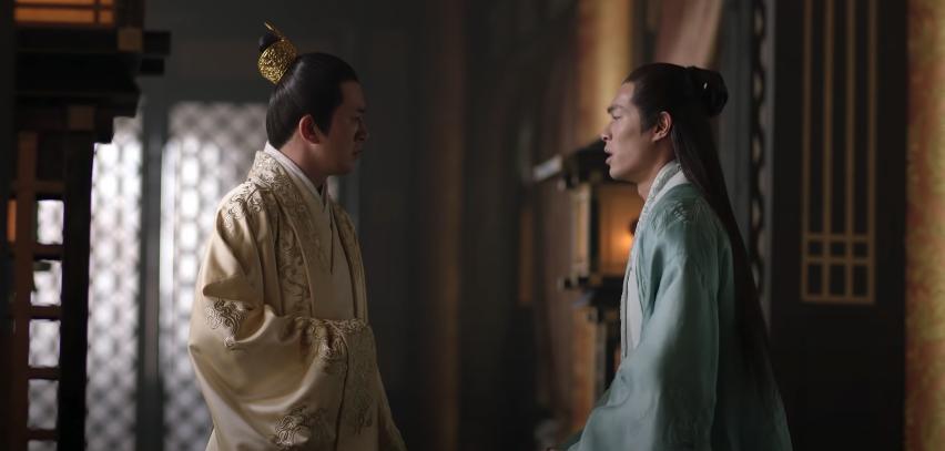 rebel princess episode 16 recap zitan wants troops
