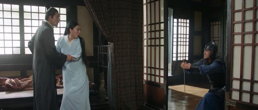 rebel princess episode 16 recap wu Qian gets news