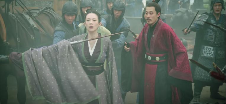 rebel princess episode 15 recap huaien retreats