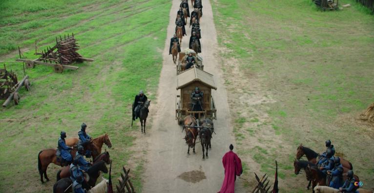 rebel princess episode 15 recap huizhou arrival