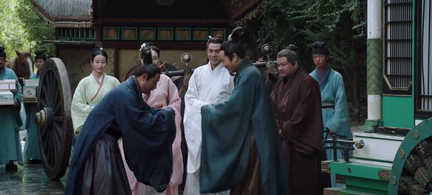 rebel princess episode 14 recap visiting duke huan
