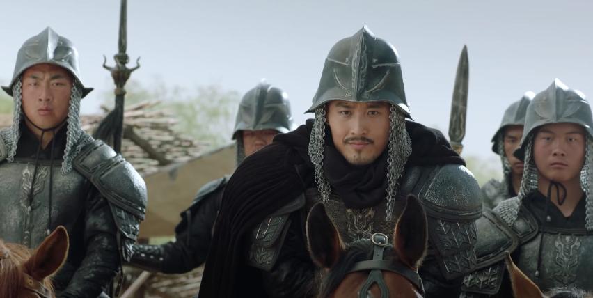 rebel princess episode 14 recap hu guanglie