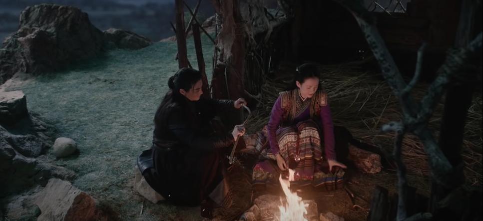 rebel princess episode 13 recap campfire