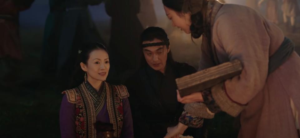 rebel princess episode 13 recap hulan festival
