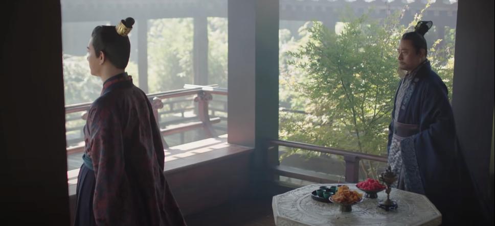 rebel princess episode 13 recap prince zilu's concerns