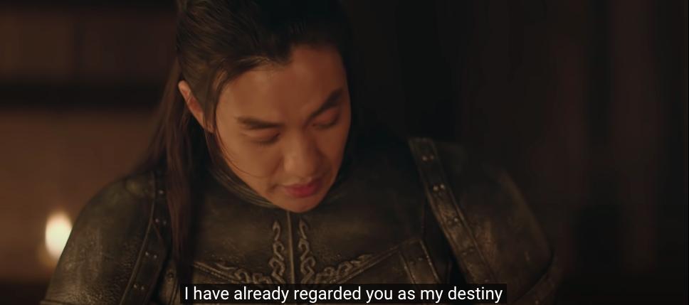 rebel princess episode 13 recap xiao qi's fated person
