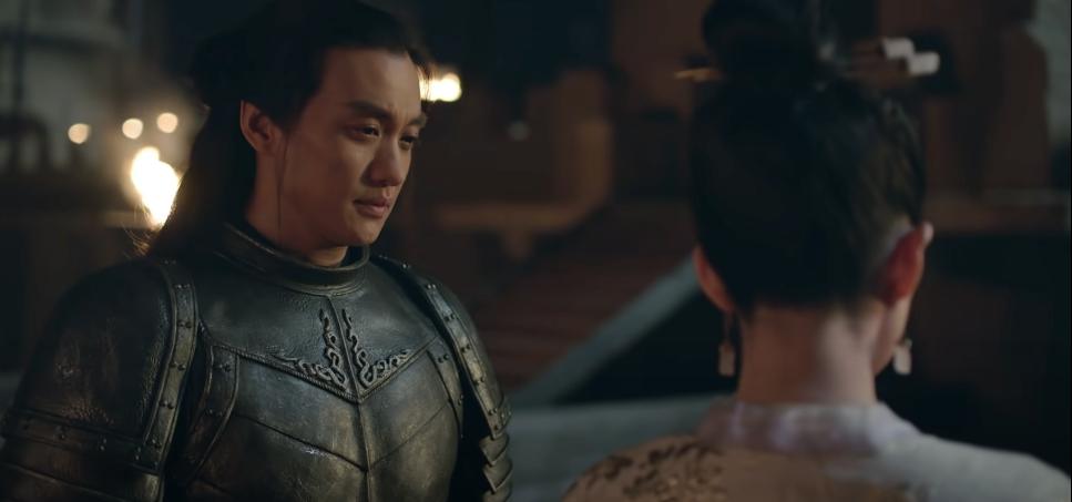 rebel princess episode 13 recap goodbye zitan