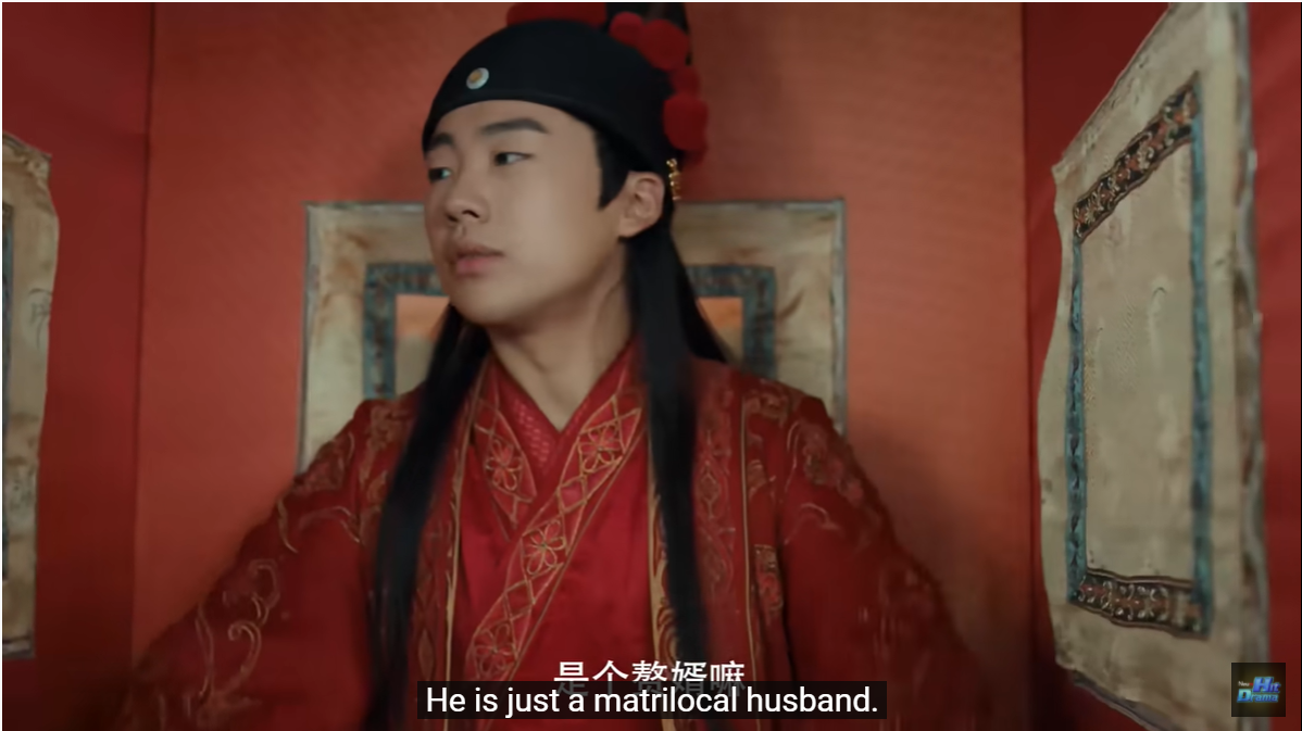 my heroic husband ning yi
