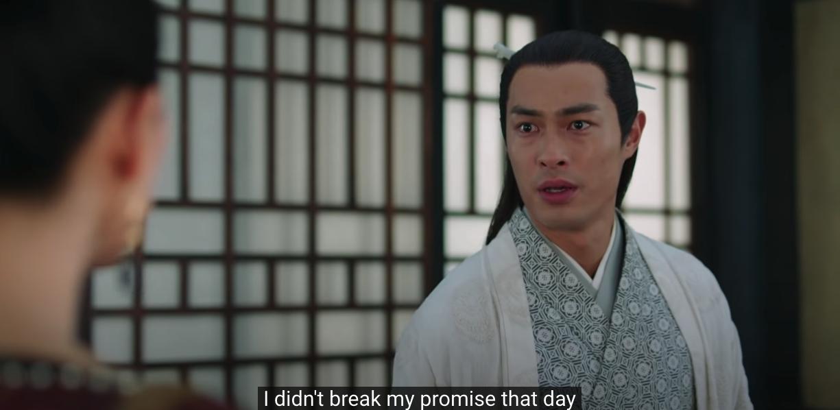 rebel princess episode 17 recap zitan's regrets