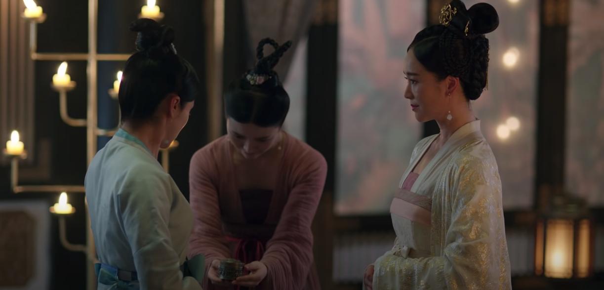 rebel princess episode 17 recap special medicine