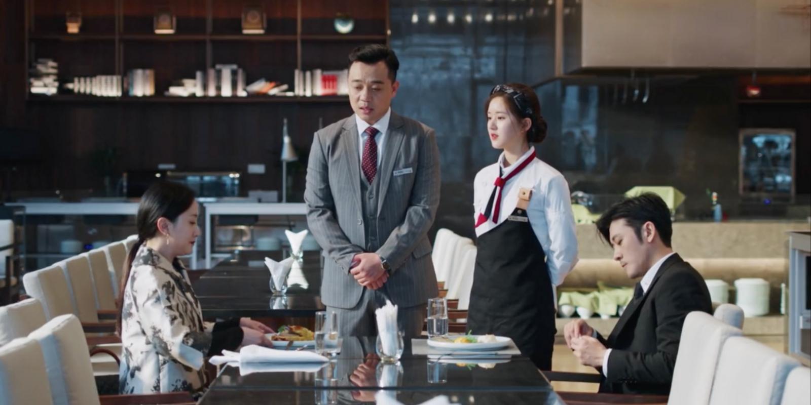 dating in the kitchen episode 8 recap li man's instigation