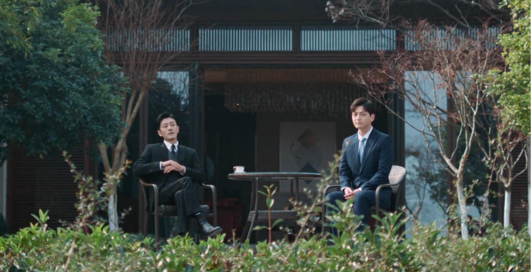dating in the kitchen episode 8 melancholy Lu Jin