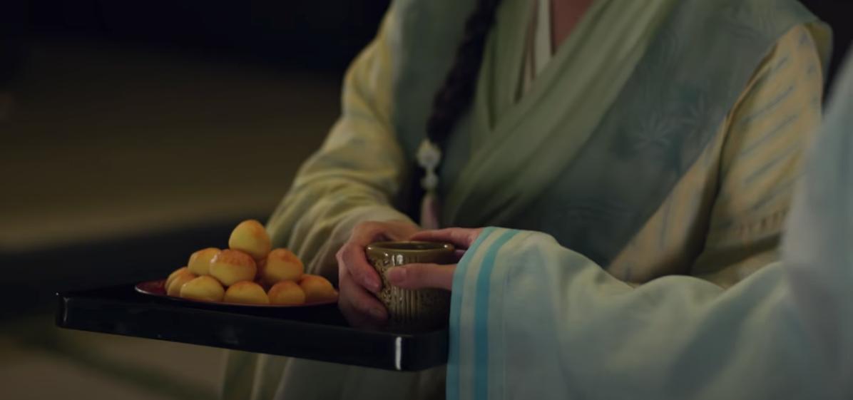 rebel princess episode 19 recap Jin-er's tea