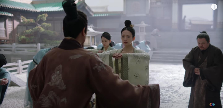 rebel princess episode 19 no hug for prime minister wang