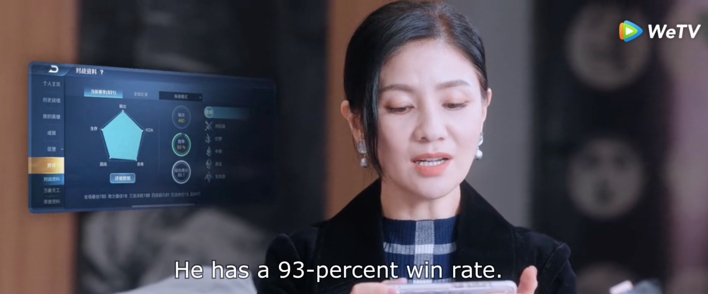 you are my glory episode 3 recap yu tu's win rate