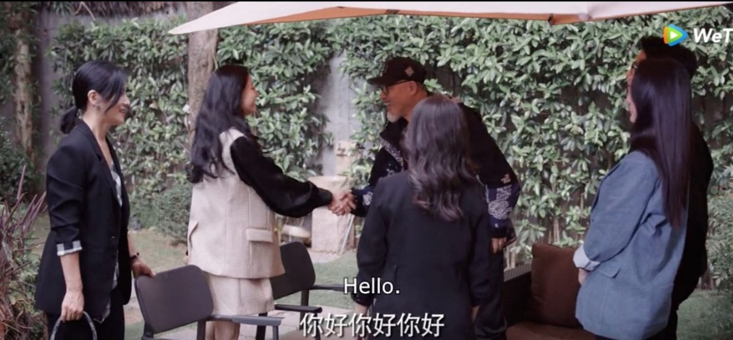 you are my glory episode 8 meeting mr li