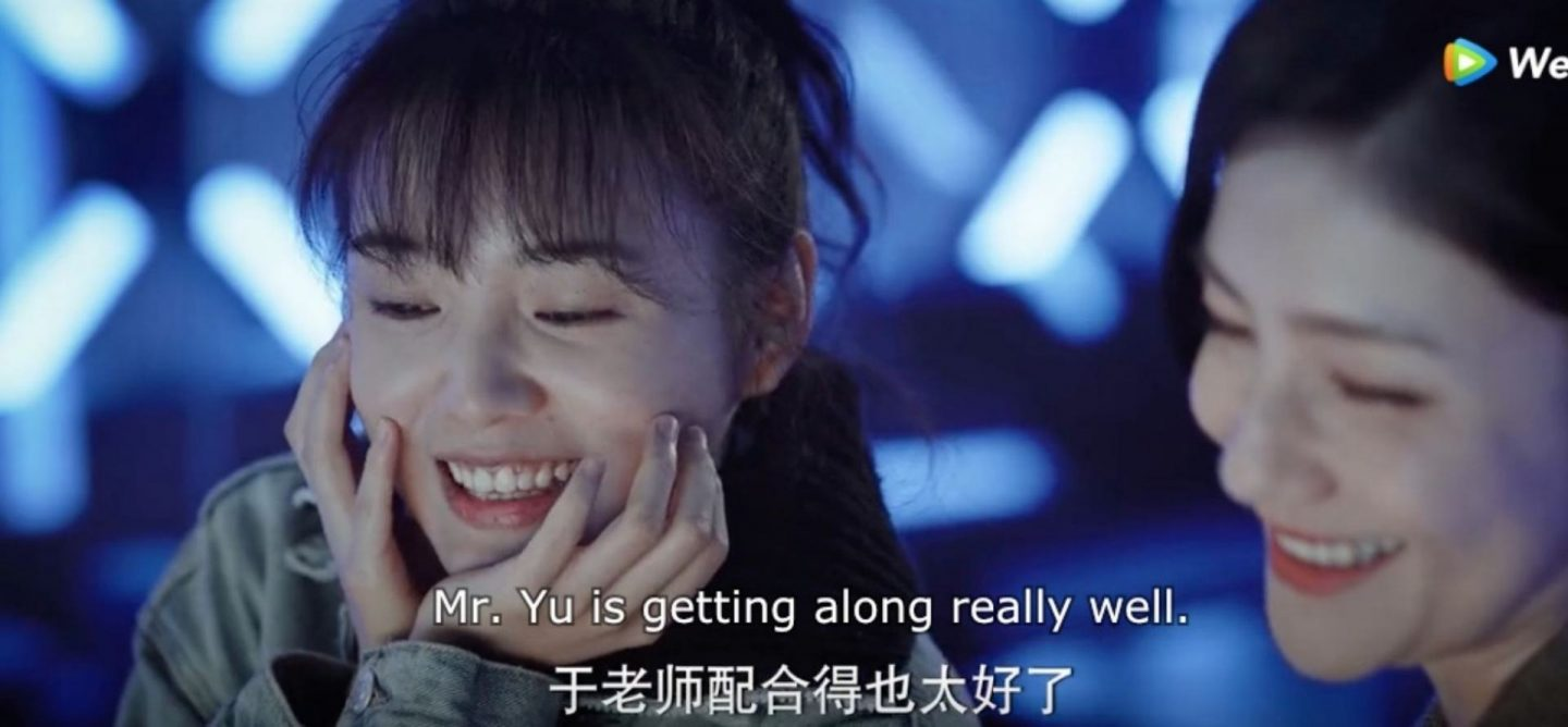 you are my glory episode 14 coordination