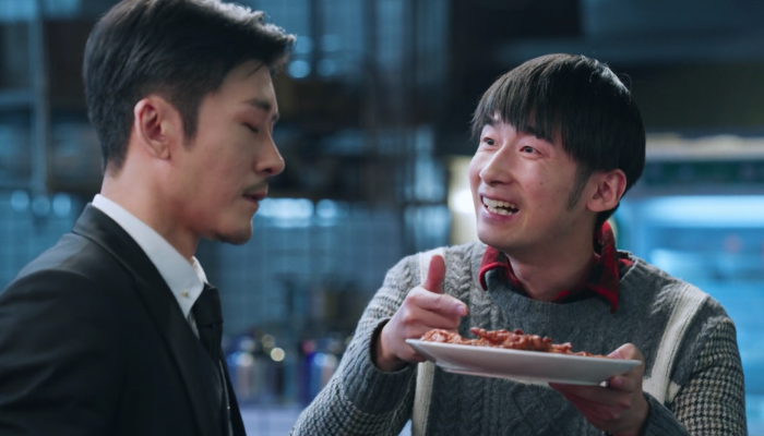 dating-in-the-kitchen-episode12-recap- food